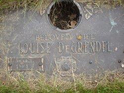 Bertha Louise Louise <i>Serra</i> DeGrendel