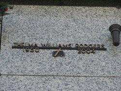 Thelma <i>Williams</i> Rodgers
