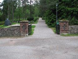 Kauniainen Cemetery