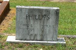 Nancy Elvira <i>Barrow</i> Phillips