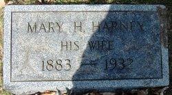 Mary H. <i>Harney</i> Cowin