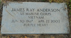 James Ray Anderson
