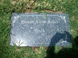 Everett Alvin <i>Jack</i> Anker