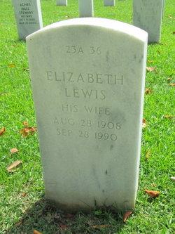 Elizabeth <i>Lewis</i> Jones