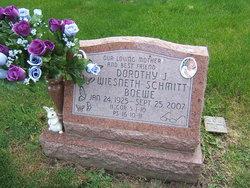 Dorothy J. Wiesneth <i>Schmitt</i> Boewe