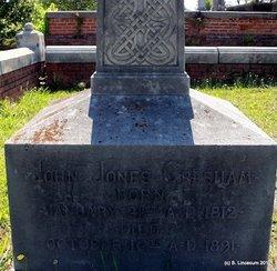 John Jones Gresham