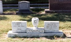 Ora June <i>Eads</i> Cummings
