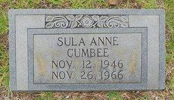 Sula Ann Cumbee