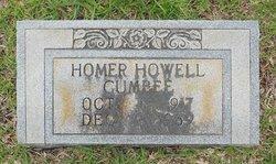 Homer Howell Cumbee