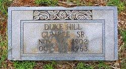 Duke Hill Cumbee, Sr