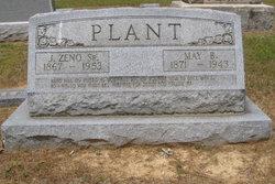 John Zeno Plant, Sr