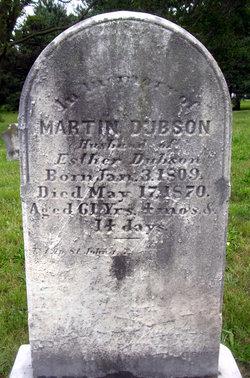 Martin Ike Dubson