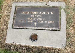 James Noel Amlin, Jr