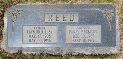 Pansy <i>Prescott</i> Reed