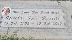 Nicolas John Russell