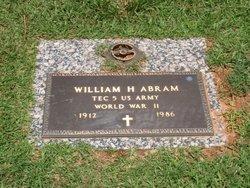 William Henry Abram