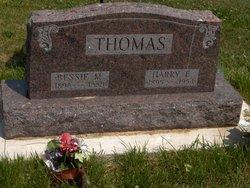 Bessie Maye <i>Gill</i> Thomas