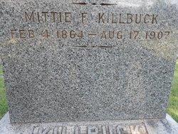 Mittie F. <i>Mathie</i> Killbuck