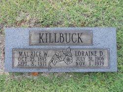 Loraine D. Killbuck