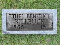 Ethel <i>Benedict</i> Killbuck