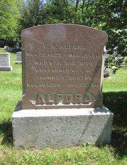 E R Alford