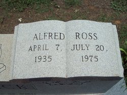 Alfred Ross BLACK