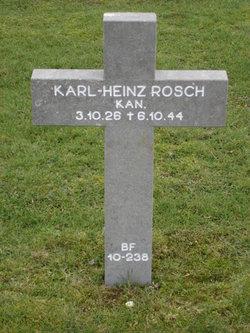 Karl-Heinz Rosch