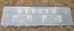 Lizzie Emma <i>Douglas</i> Bogan