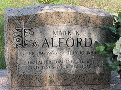 Mark Kevin Alford