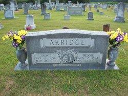 Bessie Akridge