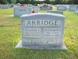 William James Akridge, Jr