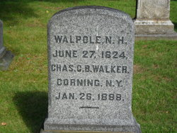 Charles Christopher Brainerd Walker