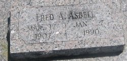 Fred A Asbell