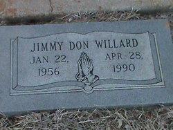 Jimmy Don Willard