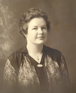 Eva Louise <i>Burchard</i> Brown