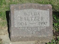 Hulda Baltzer