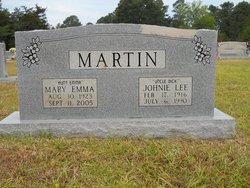 Mary Emma Emma <i>Andrews</i> Martin