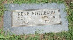 Irene V. Rothbaum