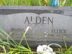 Irving Alden