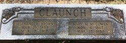 Alexander Brown Claunch