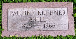 Pauline <i>Kuehner</i> Brill