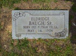Eldridge Baugh, Sr