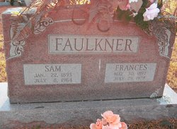 Samuel Sam Faulkner