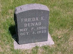 Frieda E. Benad