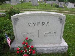 Martha M. Myers