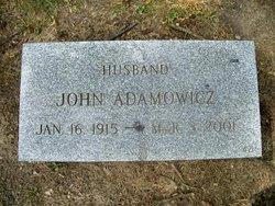 John Adamowicz