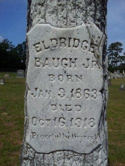 Eldridge Ed Baugh, Jr