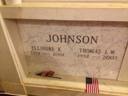 Ellinore <i>Koehler</i> Johnson