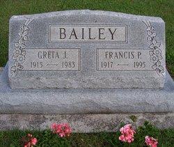 Greta J. <i>Truax</i> Bailey