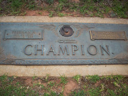 Ada Alice Talula <i>Pair</i> Champion
